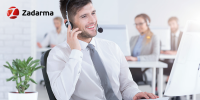 CRM and business phone system