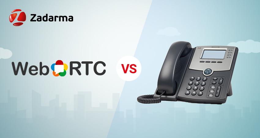 WebRTC vs SIP