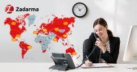 Ein Büro mit Zadarma eröffnen