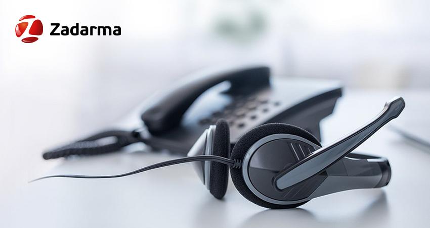Zadarma call center