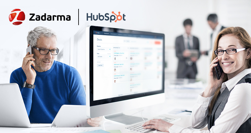 Zadarma and HubSpot