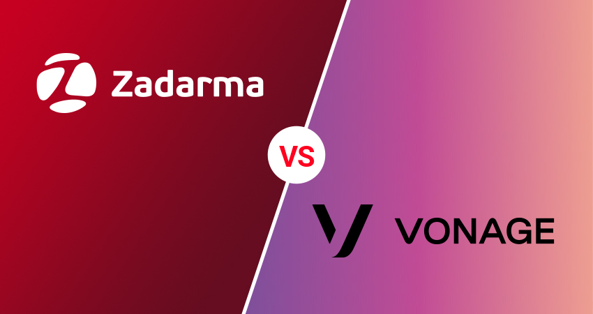 zadarma vs vonage