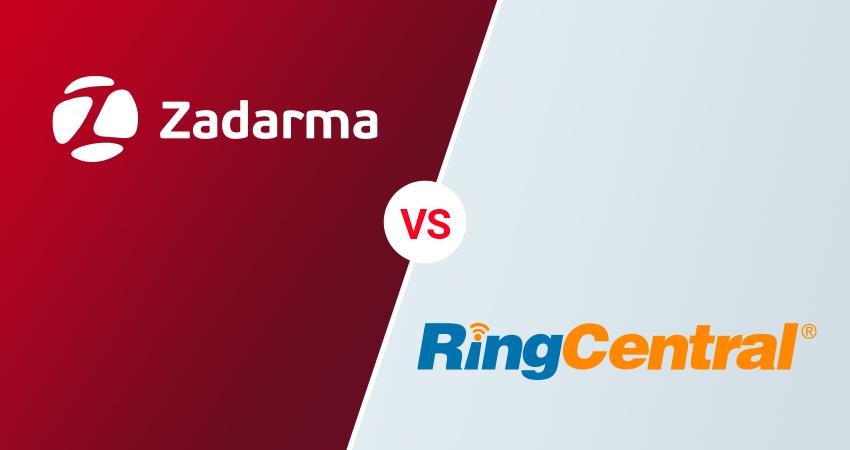 zadarma vs ringcentral