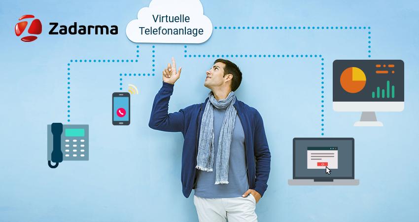 Firmennummer mit der virtuelle Telefonanlage ohne Portierung verbinden