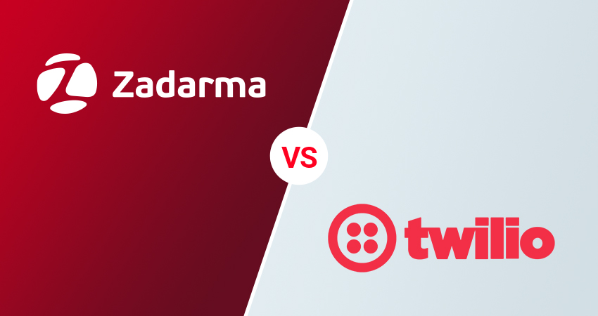 zadarma vs twilio