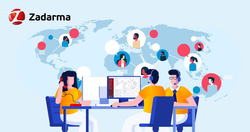 Richten Sie ein virtuelles Büro in einem anderen Land ein