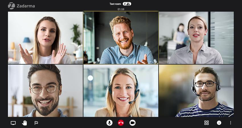 Video Conferencing ZCRM