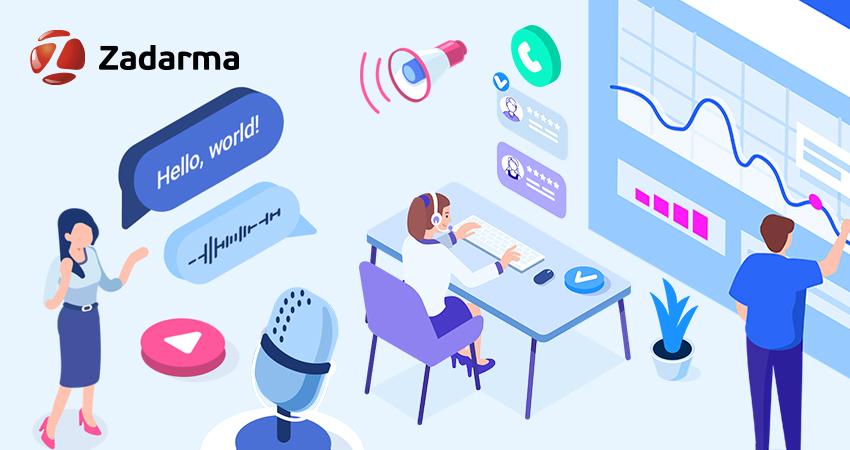 analítica de voz para un Call Center