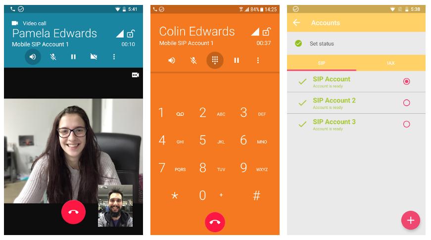aplikacja Zoiper