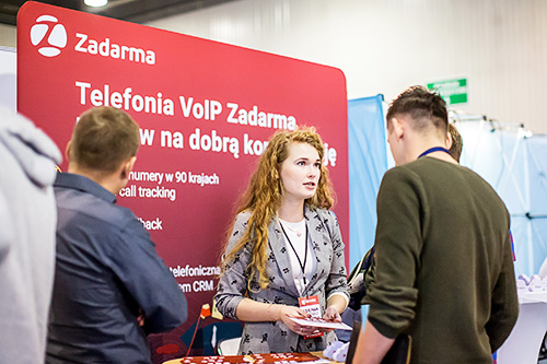 E-commerce Poland Expo Zadarma